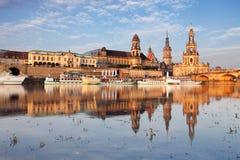 Δρέσδη - Elbe, Γερμανία Στοκ εικόνες με δικαίωμα ελεύθερης χρήσης
