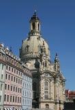 Δρέσδη frauenkirche Στοκ Εικόνες