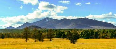 Δραματική σειρά βουνών Στοκ Εικόνες