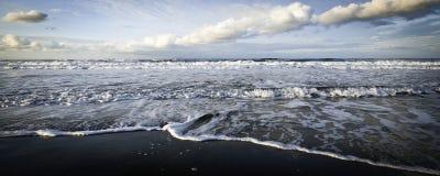 δραματικός χειμώνας θάλα&sig Στοκ φωτογραφίες με δικαίωμα ελεύθερης χρήσης