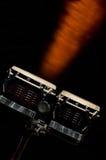 δραματικό ελαφρύ στάδιο bongos Στοκ Φωτογραφία