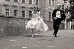 δραπέτης ζευγών Στοκ Φωτογραφίες