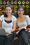 Δραστηριότητα και φιλία 03 κοριτσιών Στοκ εικόνες με δικαίωμα ελεύθερης χρήσης