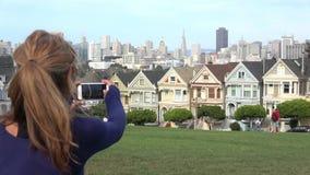 Δραστηριότητα τουριστών του Σαν Φρανσίσκο φιλμ μικρού μήκους