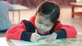 Δραστηριότητα του παιδικού σταθμού διδασκαλίας Οι σπουδαστές παιδικών σταθμών μαθαίνουν απόθεμα βίντεο
