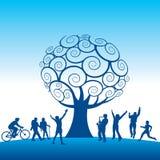 δραστηριότητες υπαίθριες Ελεύθερη απεικόνιση δικαιώματος
