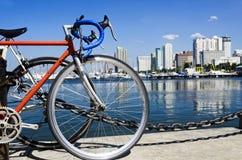 δρομέας ποδηλάτων Στοκ Εικόνες