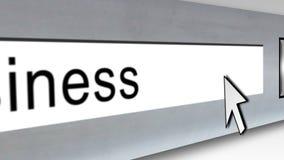 Δρομέας που παρουσιάζει αναζήτηση Διαδικτύου
