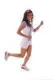 δρομέας 3 workout στοκ εικόνα