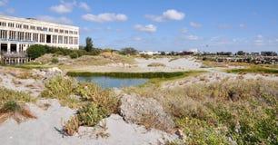 Δροσίζοντας λίμνη: Σπίτι δύναμης Fremantle Στοκ εικόνα με δικαίωμα ελεύθερης χρήσης