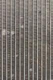 Δροσίζοντας θερμαντικό σώμα μηχανών που απομονώνεται σε ένα υπόβαθρο στοκ εικόνα