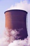 Δροσίζοντας πύργος Στοκ Φωτογραφίες