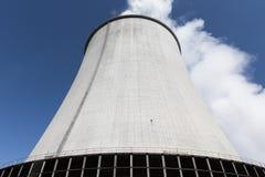 Δροσίζοντας πύργος Στοκ Φωτογραφία