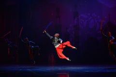 """Δροσίστε το μπαλέτο """"One χίλιο και ένα Nights† πειρατών Στοκ Εικόνες"""