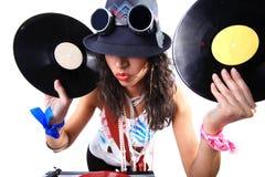 δροσίστε το DJ στοκ φωτογραφίες