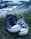Δροσερά παπούτσια Στοκ Εικόνα