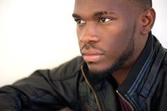 Δροσερός σύγχρονος μαύρος τύπος Στοκ φωτογραφία με δικαίωμα ελεύθερης χρήσης