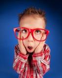 Δροσερό αγόρι Στοκ εικόνα με δικαίωμα ελεύθερης χρήσης