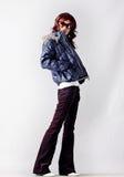 δροσερό κορίτσι Στοκ φωτογραφίες με δικαίωμα ελεύθερης χρήσης