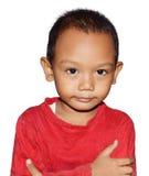Δροσερό μικρό παιδί Στοκ φωτογραφίες με δικαίωμα ελεύθερης χρήσης