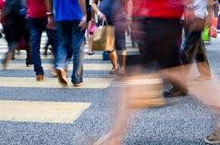 Δρόμοι με έντονη κίνηση Στοκ Εικόνα
