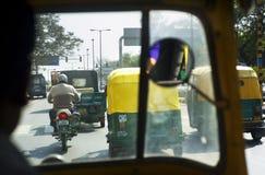 δρόμοι της Ινδίας Στοκ Εικόνες