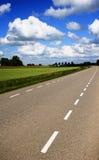 δρόμος αγροτικός στοκ εικόνα