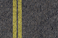δρόμος ανασκόπησης ασφάλ&tau Στοκ Φωτογραφίες