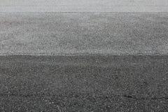 δρόμος ασφάλτου Στοκ Εικόνα
