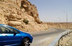 δρόμος βουνών αυτοκινήτω& στοκ φωτογραφίες με δικαίωμα ελεύθερης χρήσης