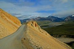 δρόμος βουνών στοκ εικόνα με δικαίωμα ελεύθερης χρήσης