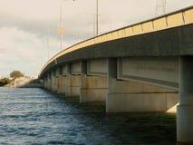 δρόμος γεφυρών Στοκ Φωτογραφίες