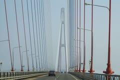 δρόμος γεφυρών Στοκ εικόνες με δικαίωμα ελεύθερης χρήσης