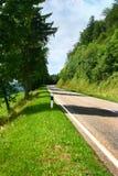δρόμος Ελβετία βουνών Στοκ φωτογραφίες με δικαίωμα ελεύθερης χρήσης