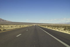 δρόμος ερήμων στοκ εικόνα με δικαίωμα ελεύθερης χρήσης