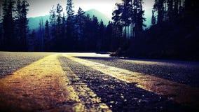 Δρόμος ηρεμίας Στοκ φωτογραφία με δικαίωμα ελεύθερης χρήσης