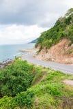 Δρόμος θάλασσας στοκ φωτογραφία με δικαίωμα ελεύθερης χρήσης