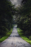 Δρόμος θύελλας. Στοκ Εικόνες