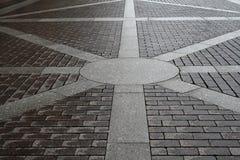 δρόμος κυβόλινθων Στοκ Εικόνα