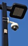 δρόμος λαμπτήρων Στοκ εικόνα με δικαίωμα ελεύθερης χρήσης