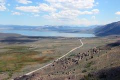 δρόμος λιμνών στοκ φωτογραφία με δικαίωμα ελεύθερης χρήσης