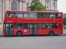 Δρόμος Λονδίνο UK αβαείων Στοκ Φωτογραφία