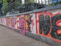 Δρόμος Λονδίνο UK αβαείων Στοκ φωτογραφίες με δικαίωμα ελεύθερης χρήσης