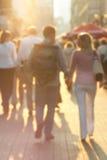 δρόμος με έντονη κίνηση στοκ φωτογραφία με δικαίωμα ελεύθερης χρήσης
