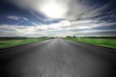 Δρόμος μπροστά στοκ εικόνα