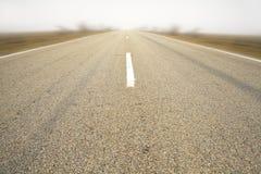 δρόμος ουρανού Στοκ φωτογραφίες με δικαίωμα ελεύθερης χρήσης