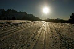 δρόμος ουρανού Στοκ Εικόνα