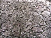 δρόμος πετρώδης Στοκ Φωτογραφία