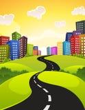 Δρόμος πόλεων