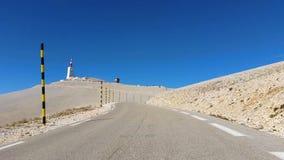 Δρόμος σε Mout Ventoux φιλμ μικρού μήκους